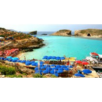 Comino, Blue Lagoon Hop-On Hop-Off at Sea Day Cruise